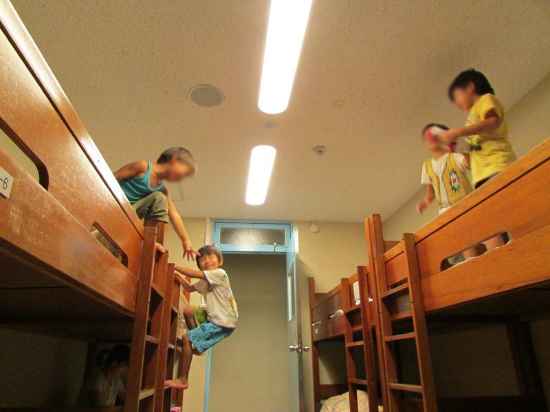 金沢母子会キャンプ